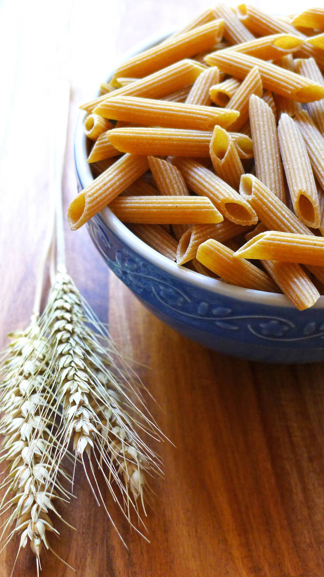 Dried pasta is often vegan as it is mostly made from flour and semolina.