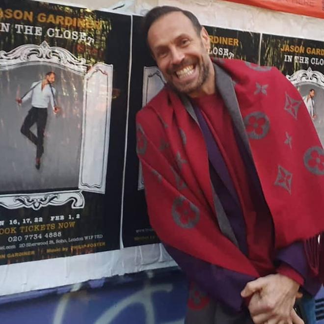 Jason Gardiner has revealed his new one-man show