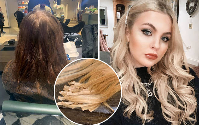 Hair extensions can completely transform your look
