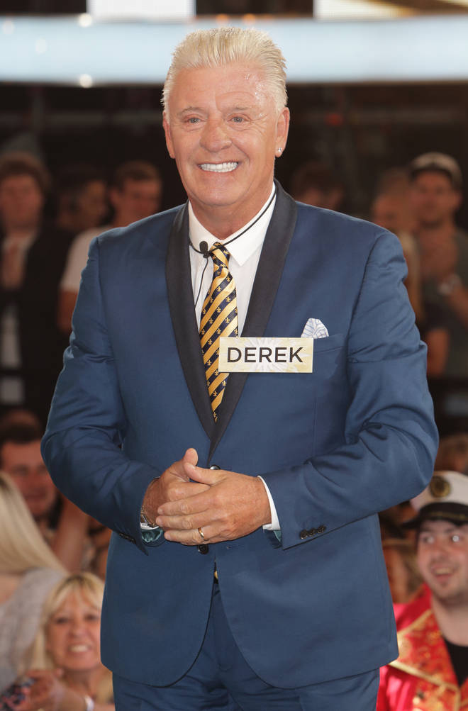 Derek Acorah came fourth in the 2017 series of Celebrity Big Brother.