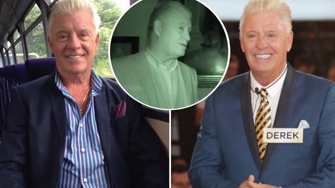 TV medium Derek Acorah dies after 'very brief illness' aged 69.