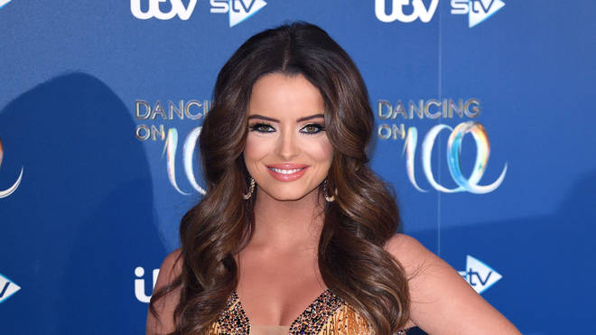 Maura Higgins swaps Love Island for Dancing On Ice 2019