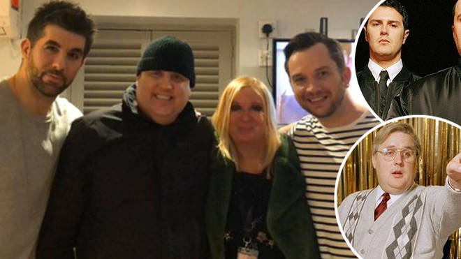 Peter Kay has opened up about a Phoenix Nights film