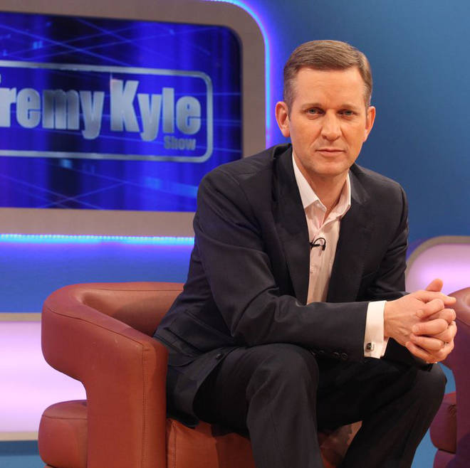 The Jeremy Kyle Show was axed last year