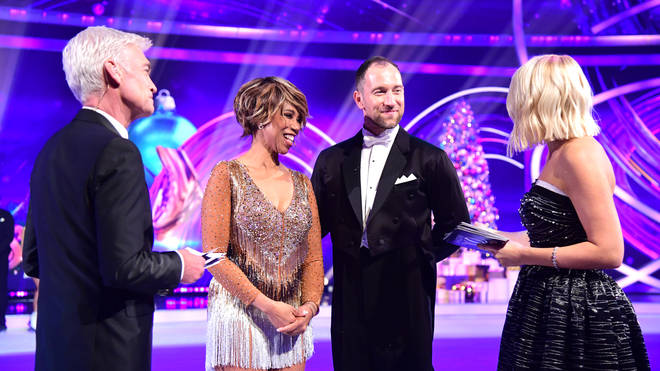 Trisha Goddard is competing on this year's Dancing On Ice