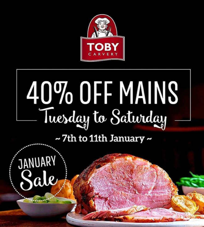 Toby Carvery customers are rejoicing as the chain cut their prices