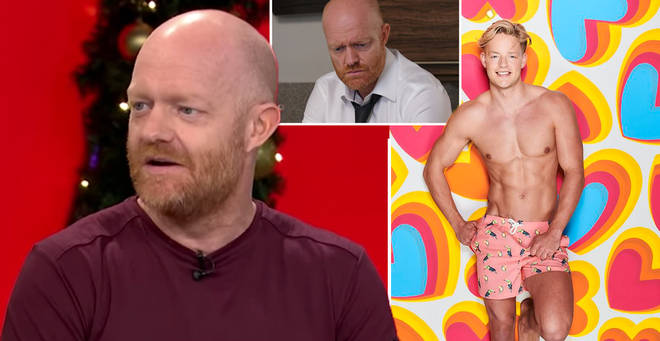 Jake Wood shared a hilarious meme on Instagram