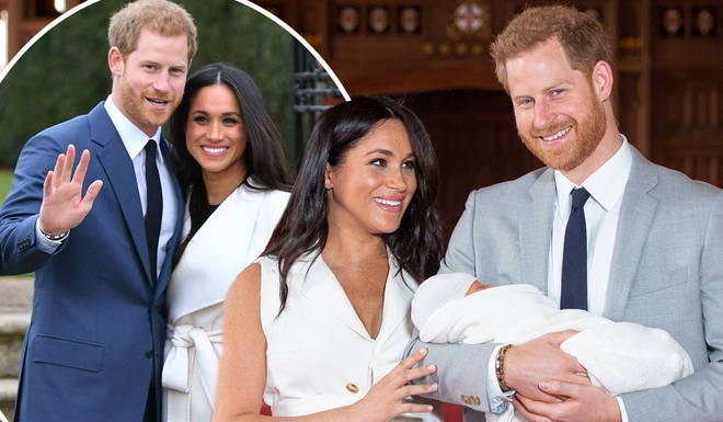 How much are the Duke and Duchess of Sussex worth?