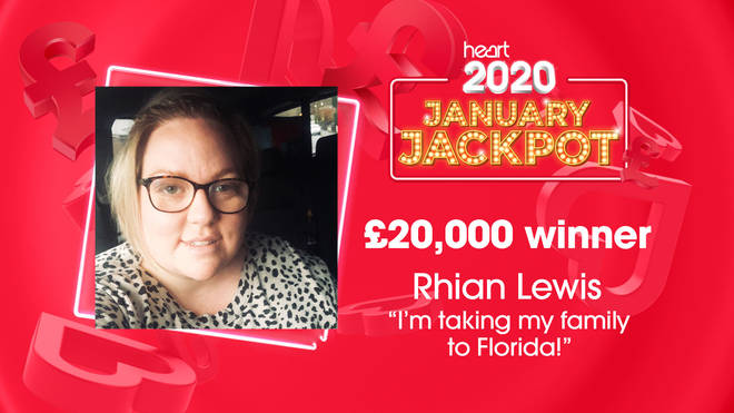 Rhian Lewis is taking her family to Florida