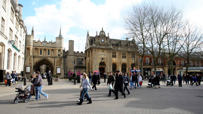 Peterborough has been voted the worst place to live