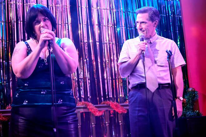 The karaoke scene came under fire