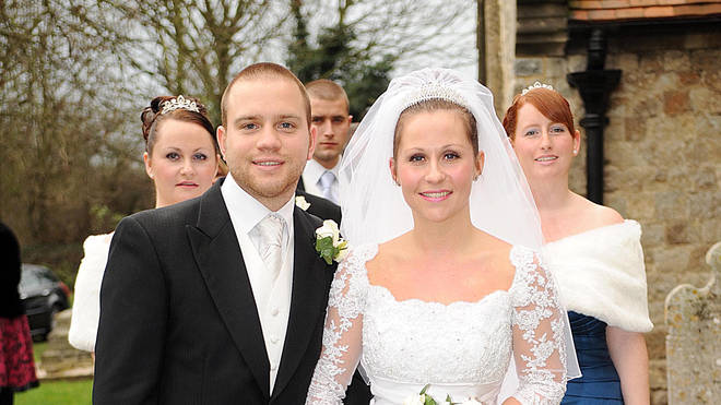 Olly's brother changed his name when he got married