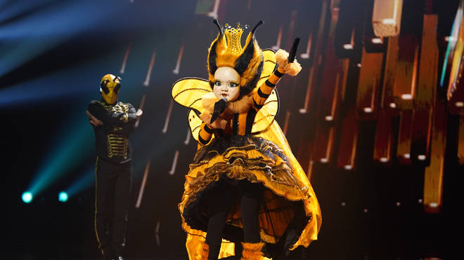 Queen Bee performed Sia's Alive on the first episode