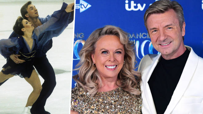 What are Torvill and Dean's net worths?