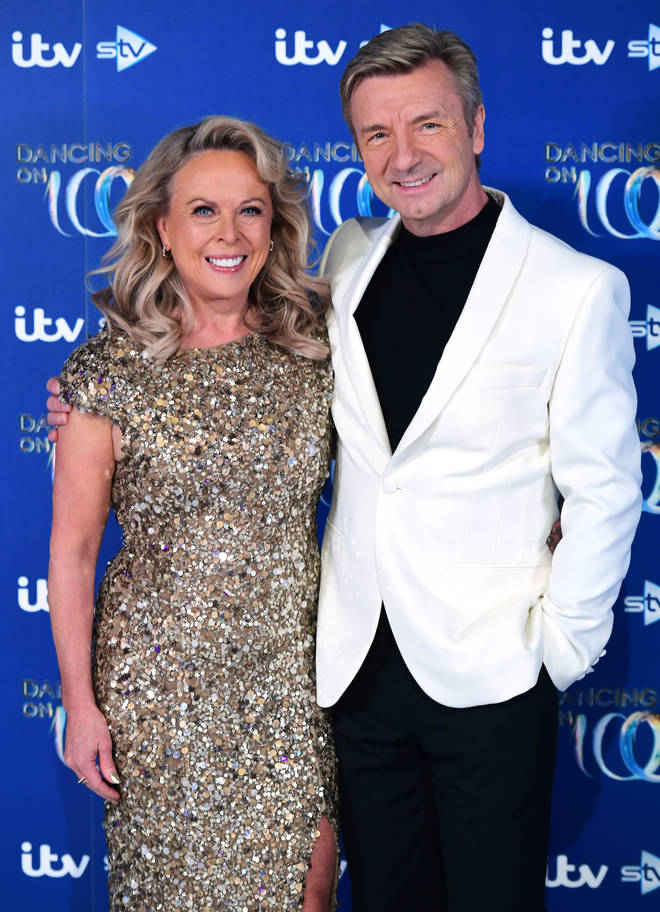 Christopher is worth around £5million, while Jayne is worth around £6million