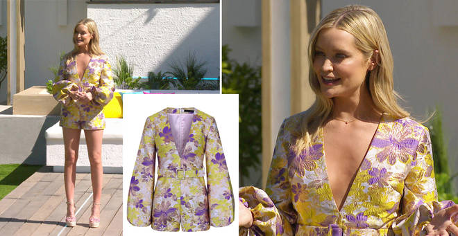 Where to buy Laura Whitmore's playsuit revealed