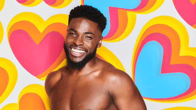Mike is one of the first 12 contestants on Love Island