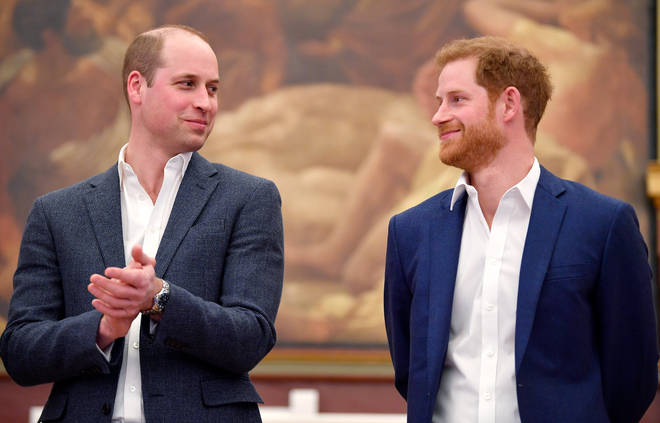 William and Harry have denied the 'bullying' reports, and called them 'offensive and potentially harmful'