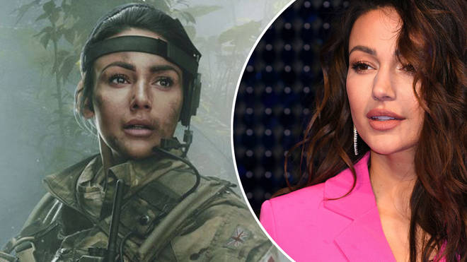 Michelle Keegan has quit Our Girl after four years