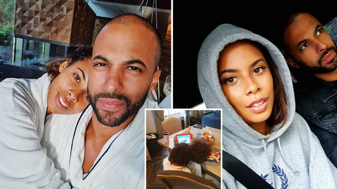 See inside Rochelle and Marvin's family life