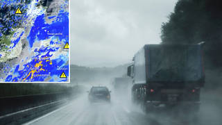 There is more bad weather on the way