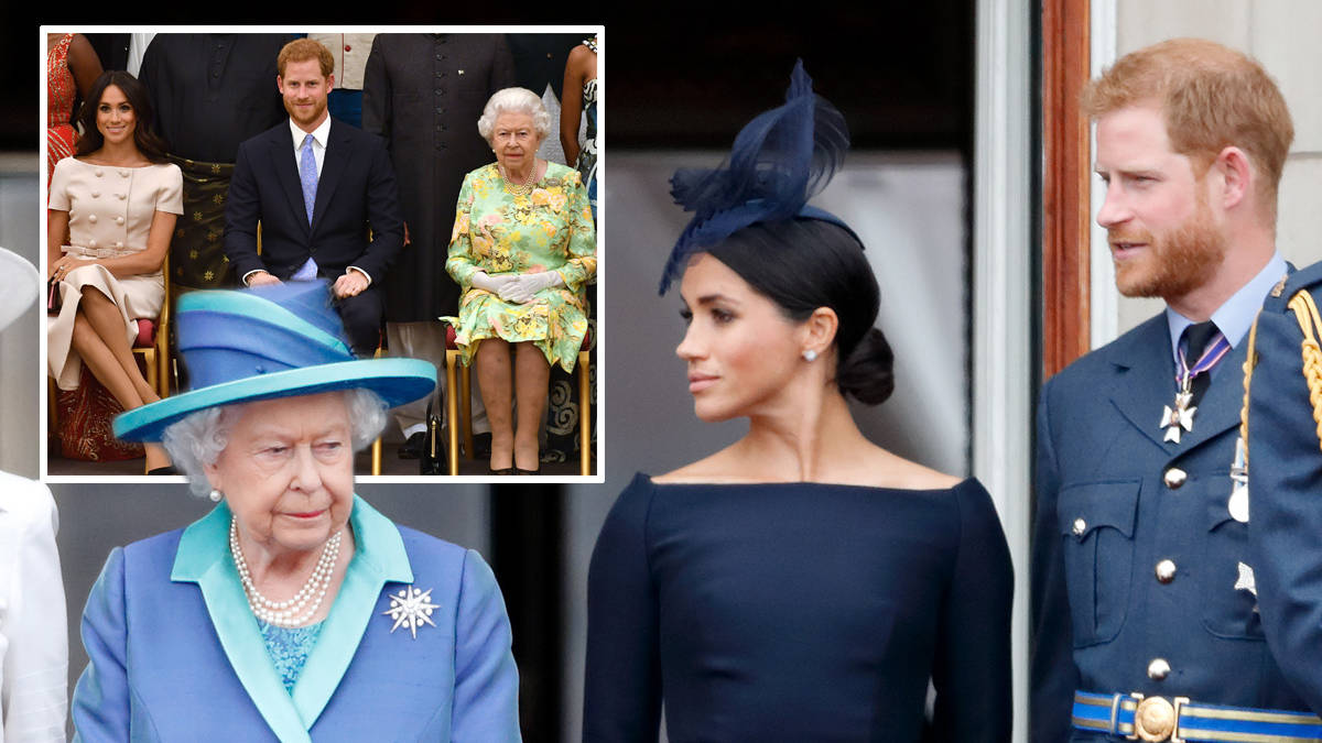 Royal expert reveals why Meghan Markle and Prince Harry will not be stripped of royal titles