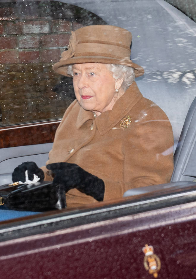 The Queen called the meeting in Sandringham to discuss the future of the royal couple
