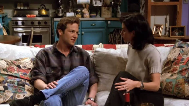 Stan played Monica's younger boyfriend in Friends