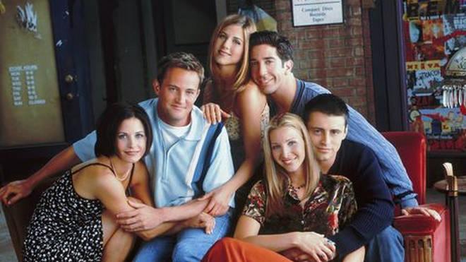 Stan appeared in Friends in the early nineties