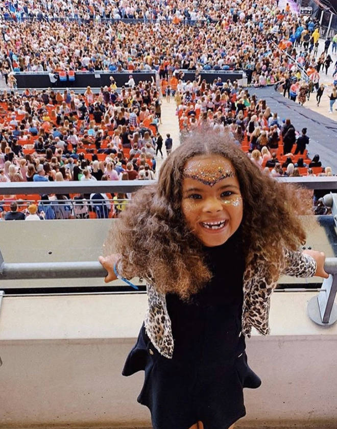 Alaia at Capital's Summertime Ball