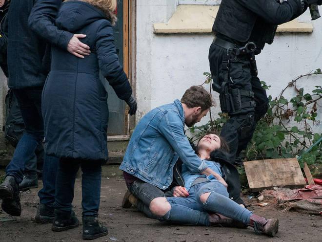 Shona was shot on Christmas Day