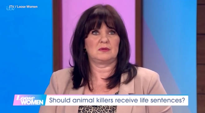 Loose Women's Coleen Nolan shocks as she reveals teenagers decapitated her daughter's pet rabbit
