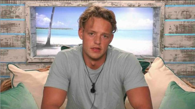 Ollie will leave the Love Island villa in tonight's episode