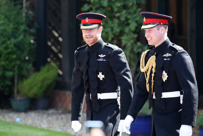 It's been a turbulent week for the royal family following Meghan and Harry's announcement