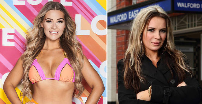 Fans think Shaughna looks exactly like Kirsty Branning