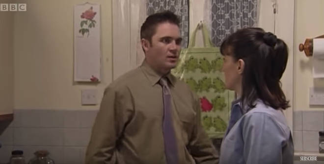 Kacey was involved in a harrowing domestic abuse storyline