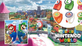Universal Studios announce Super Nintendo World theme park