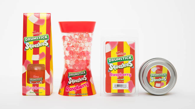 These Drumstick flavoured scents will bring a smile to your face
