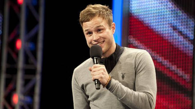 The feud started when Olly missed Ben's wedding for The X Factor semi-final