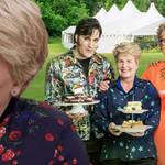 Sandi has quit The Great British Bake Off