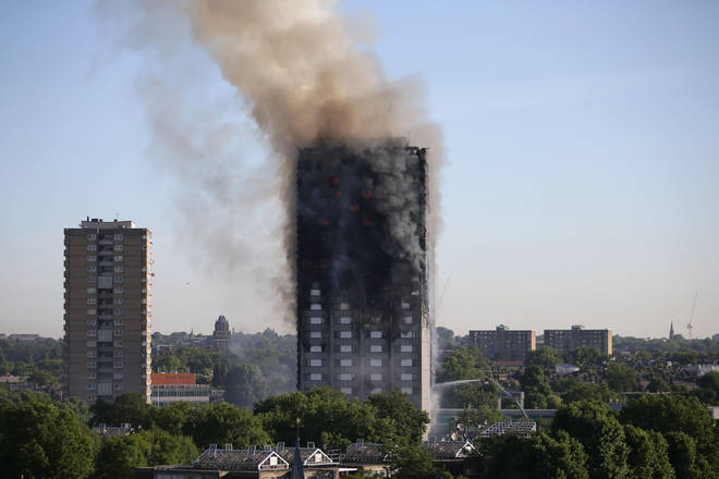 The Grenfell Disaster happened in June 2017