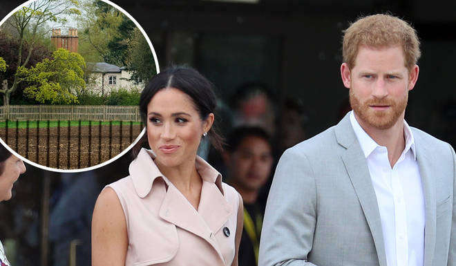 Meghan Markle sparks speculation she'll 'never return to the UK' as Frogmore Cottage staff are axed