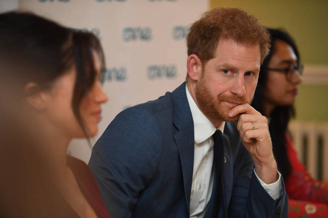 Prince Harry has remained in the UK while final decisions are being made