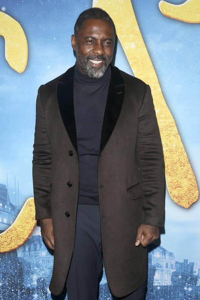 Idris Elba could replace James Bond
