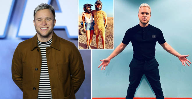 Everything you need to know about Olly Murs' girlfriend