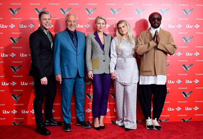 Will.i.am is back on The Voice