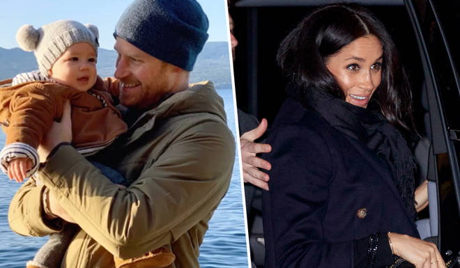Where will Meghan and Harry move to?