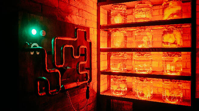 Try out an Escape Room with your other half
