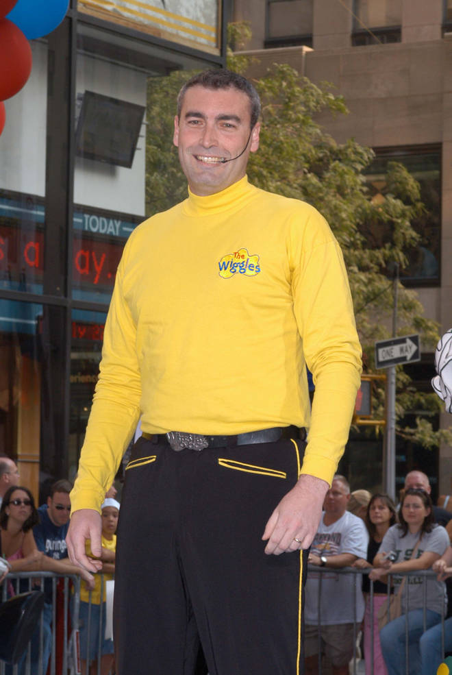 The Wiggles member Greg Page suffered a heart attack on stage in Sydney.