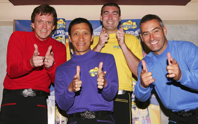 Murray Cook, Jeff Fatt, Greg Page and Anthony Field reunited for the charity gig.